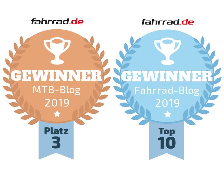 Fahrrad Blog Kategorie Mountainbike Platz 3 www.mtb-moments.de